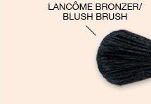 LANCOME BRONZER/BLUSH BRUSH