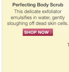 PERFECTING BODY SCRUB