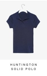 Huntington Solid Polo