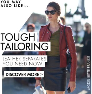 LEATHER SEPARATES