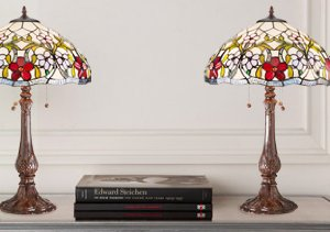 Legacy Lighting: Tiffany-Style Lamps