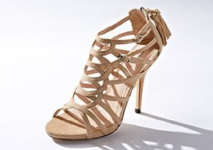 Barely There: Nude & Neutral Shoes