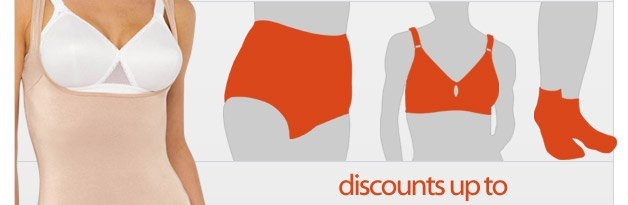 unmentionables - at a price worth mentioning - discounts up to 75% off - shop now