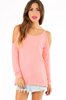CASSIDY COLD SHOULDER SWEATER 29