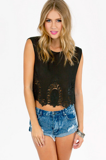 BOTTOM BETTY EMBROIDERED TANK 35