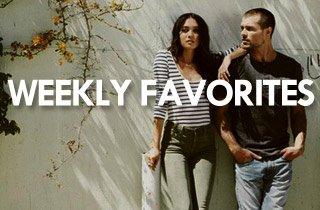 Weekly Favorites