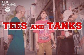 Tees & Tanks