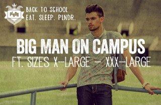 Ft. Sizes XL - XXXL