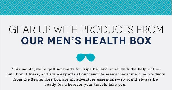 The September Birchbox Man Box is Here