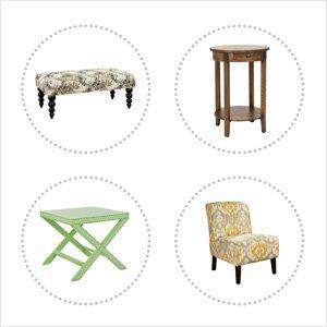 Arrange & Rearrange: Furniture Under $300