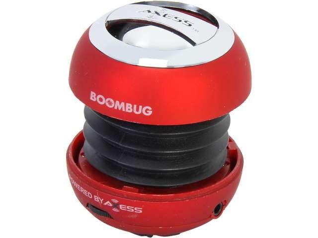 Boombug Boombug Wired mini speaker - SPLW11-3