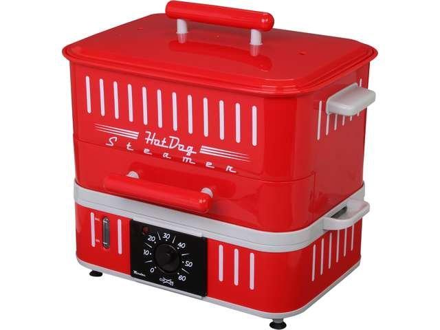 Retro Style Hot Dog Steamer CuiZen ST-1412