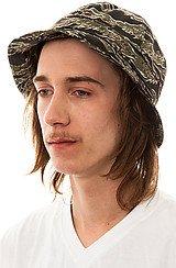 The Serpico Bucket Hat in Tiger Camo