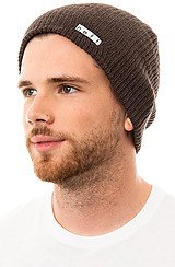 The Daily Beanie in Charcoal