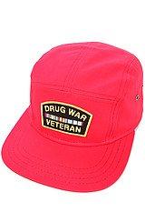 The Drug War Camper in Red