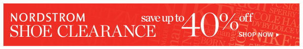 NORDSTROM SHOE CLEARANCE | save up to 40% off | Shop Now