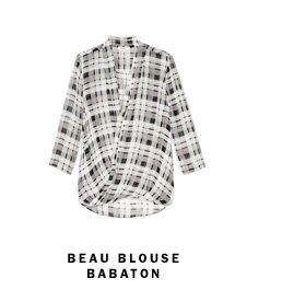 Beau Blouse Babaton