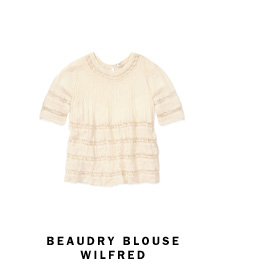 Beaudry Blouse Wilfred