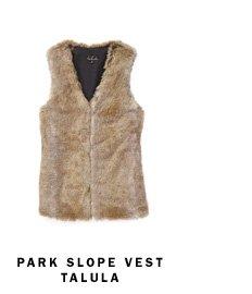 Park Slope Vest