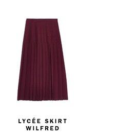 Lycee Skirt Wilfred