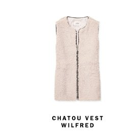 Chatou Vest Wilfred