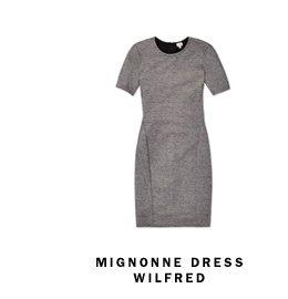 Mignonne Dress Wilfred