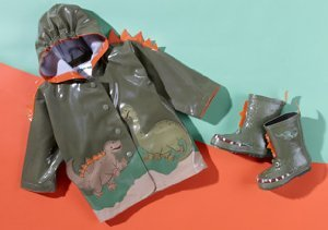 Kidorable: All-Weather Gear