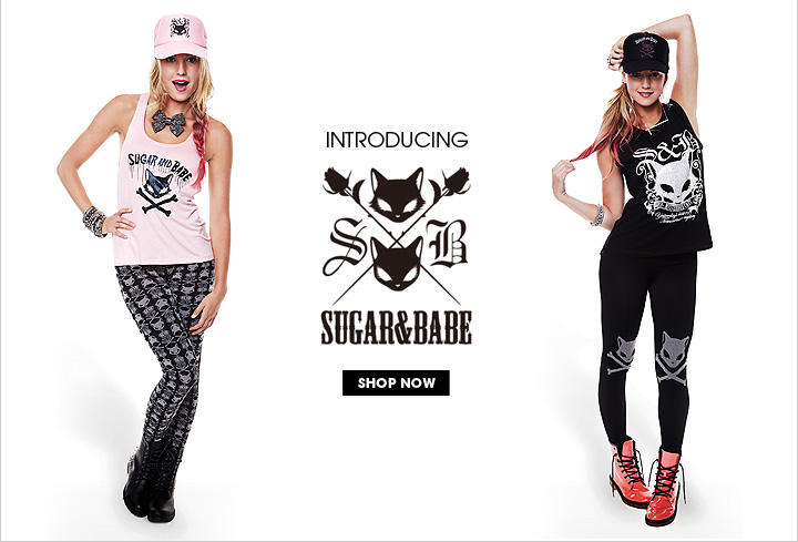 Introducing Sugar & Babe