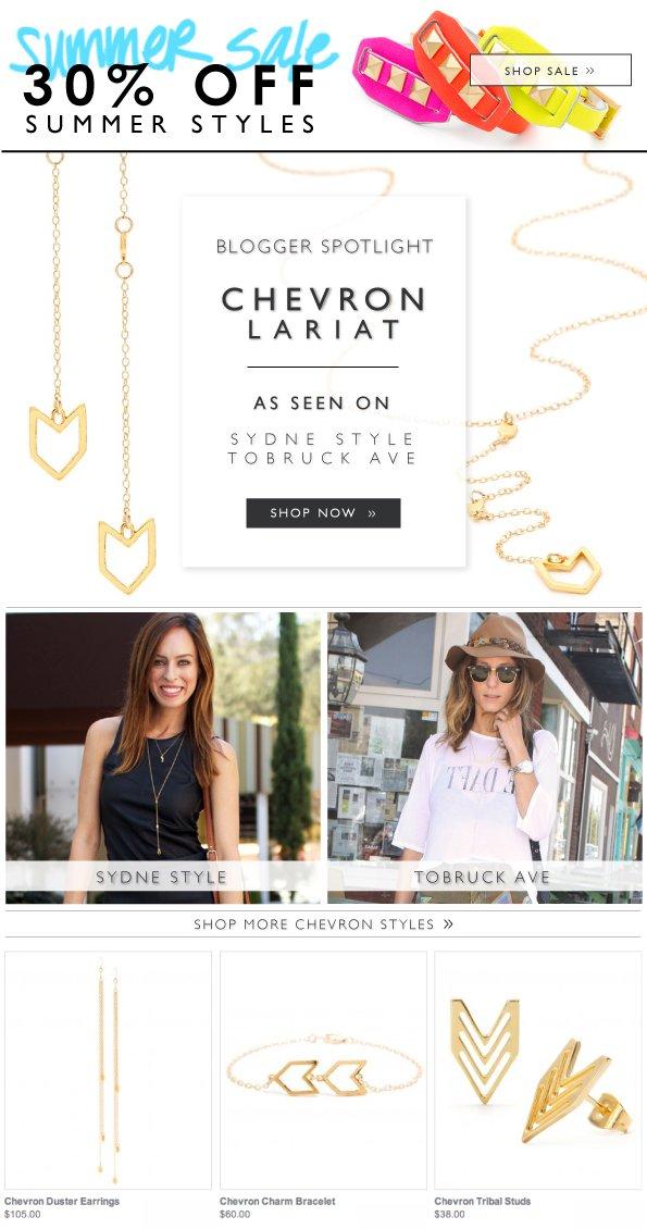 Chevron Spotlight