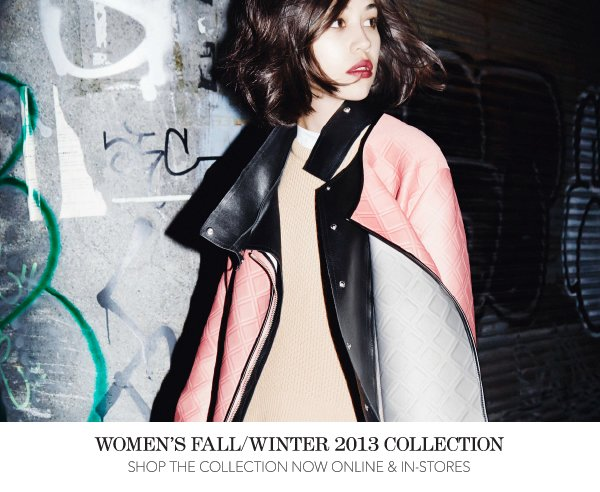 Shop Women's Fall/Winter 2013 Collection