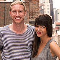 40 Days of Dating's Jessica Walsh and Timothy Goodman