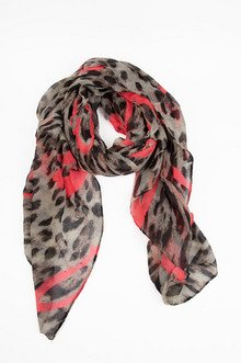 WILD AT HEART SCARF 11