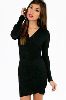 WRAP A TULIP DRESS 26