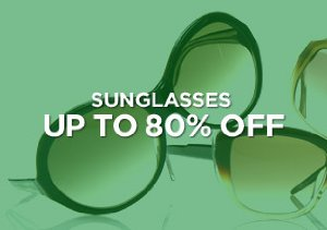 Up to 80% Off: Sunglasses