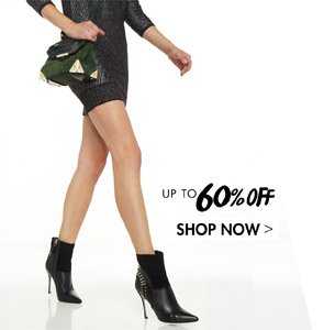 SERGIO ROSSI UP TO 60% OFF