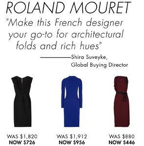 ROLAND MOURET UP TO 70% OFF