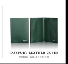 Passport Leather Cover - Shop Now