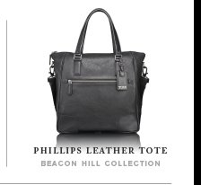 Phillips Leather Tote - Shop Now