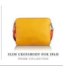 Slim Crossbody for iPad - Shop Now