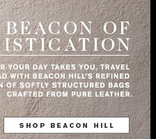 A Beacon of Sophistication - Shop Beacon Hill
