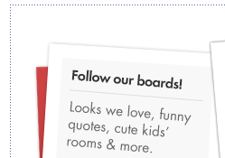 follow our boards