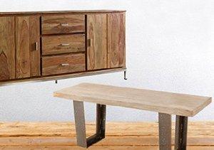 Industrial Chic: Furniture from Zalva