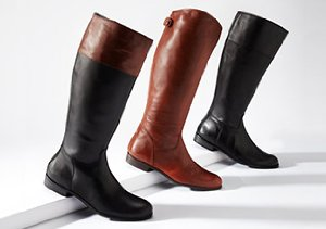 Now Trending: Equestrian Boots