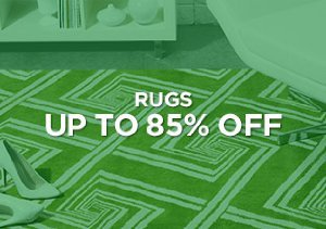 Up to 85% Off: Rugs