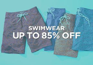 Up to 85% Off: Swimwear