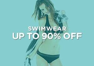 Up to 90% Off: Swimwear
