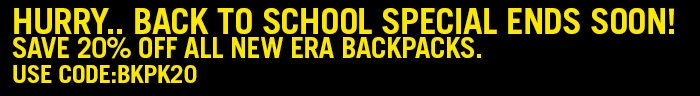 Hurry..Back to School special ends soon