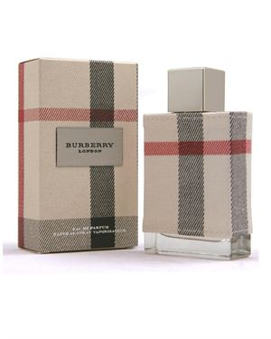 Burberry London Eau de Parfum by Burberry for Women 1.7 oz.
