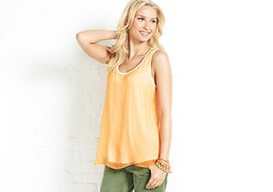 Up to 80% Off: Tops & Dresses by Drew