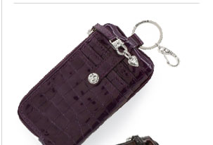 Twister ID card phone case